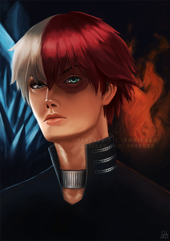 Boku no Hero Academia: Todoroki Shouto