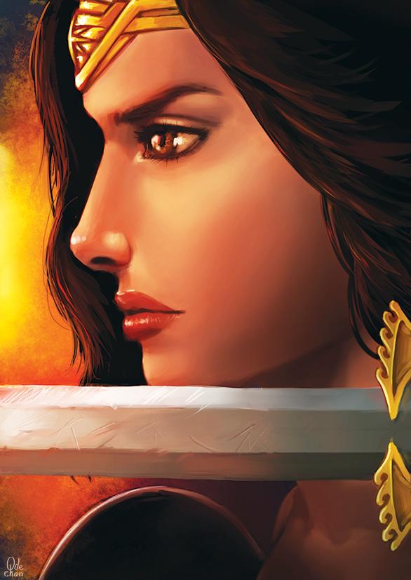Wonder Woman (V2)